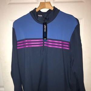 Adidas Climacool Men's Large Half Zip Pullover